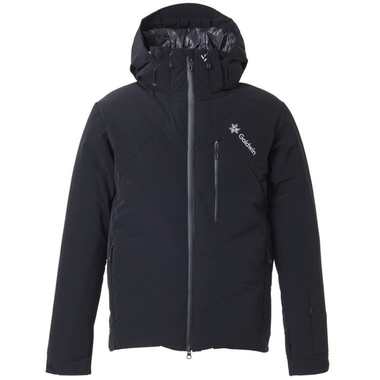 Lucus Hybrid Down Jacket1