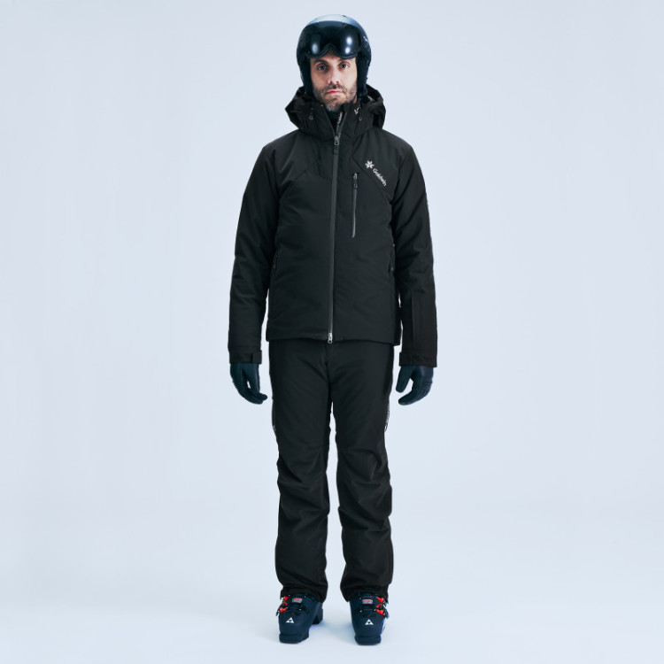 Lucus Hybrid Down Jacket11