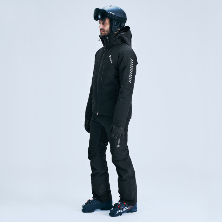 Lucus Hybrid Down Jacket12