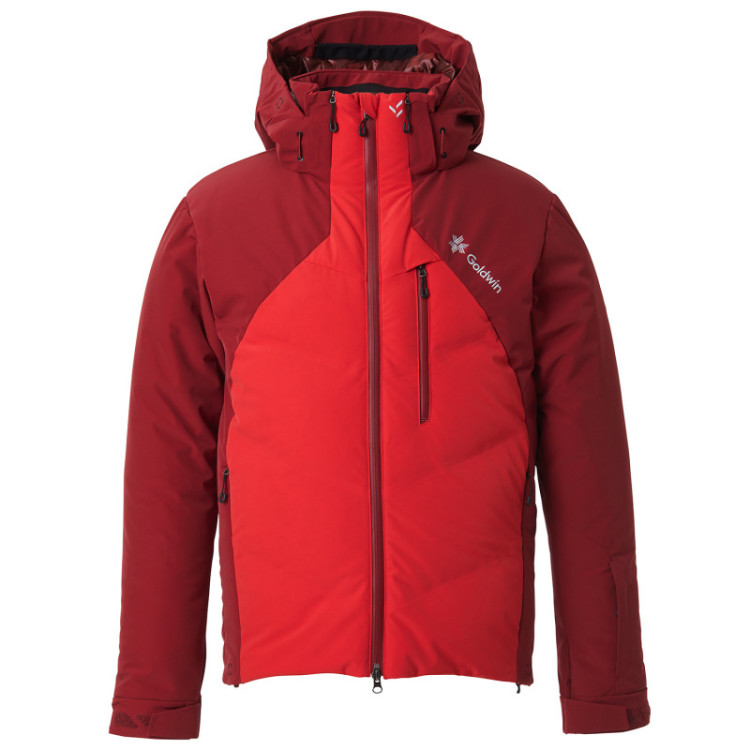 Lucus Hybrid Down Jacket2