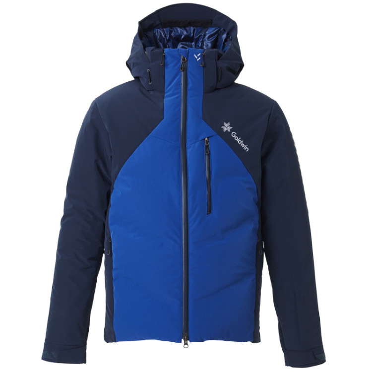Lucus Hybrid Down Jacket3