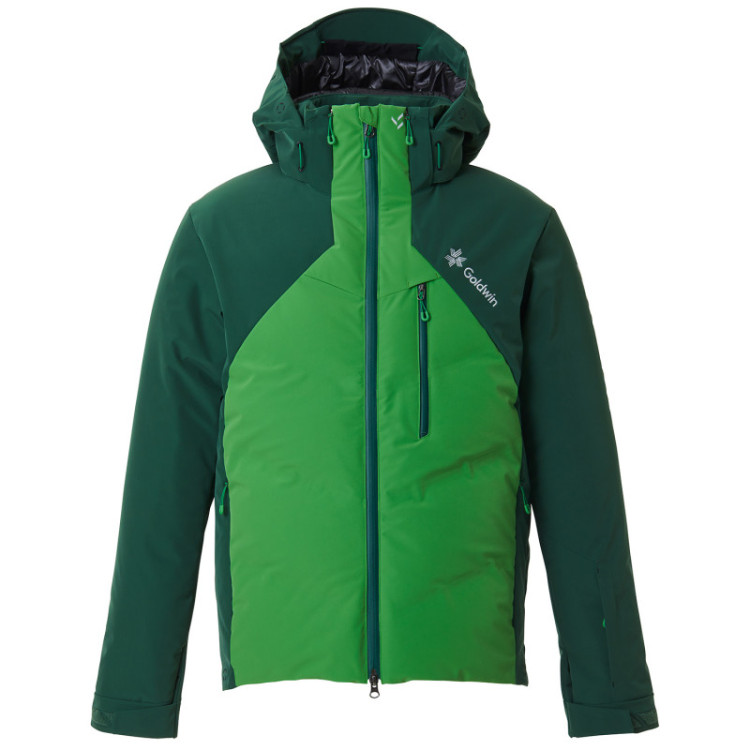 Lucus Hybrid Down Jacket4
