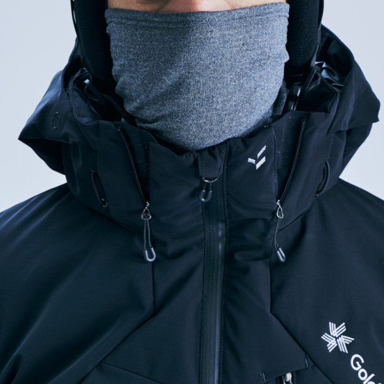 Lucus Hybrid Down Jacket9